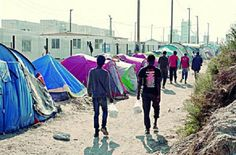 Gran Bretaña construirá un muro contra migrantes