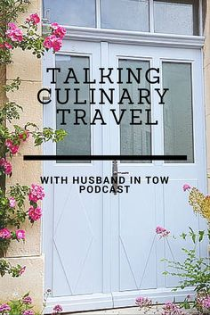 On the With Husband In Tow podcast, we talk Adventures in Food, Wine & Luxury Travel! Weve launched a podcast to share more of our Adventures in Food, Wine & Luxury Travel. We think this is a way for readers to get to know us better, as we talk in our ow
