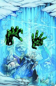 Aquaman by Paul Pelletier and Sean Parsons *