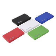 """USB 2.0 480Mbps Enclosure Case Box for Laptop 2.5"""" SATA Hard Drive est"""