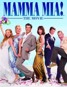 Mamma Mia! (2008): The story of a bride-to-be trying to find her real father told using hit songs by the popular '70s group ABBA.