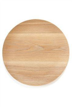 timber, natural finish