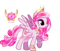 This is Princess Vale She is Candace and shining armor's daughter she loves people. Love jewelry and playing dress up well pretty much all things girly.