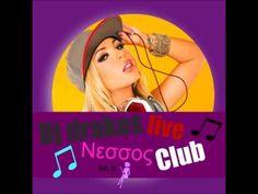 dj drakos Greek mix Live club Νεσσος vol 2 2014 - YouTube