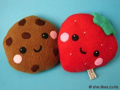 shop update: big softies by she.likes.cute, via Flickr