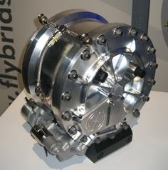 The flywheel is contained within a rugged metal casing to prevent further damage should the system fail and can contain pressures of up to 1150 bar[3]