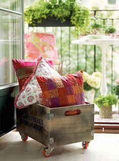 Κάνε το μπαλκόνι σου ονειρεμένο με απλές, εύκολες και οικονομικές λύσεις.