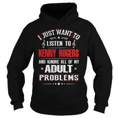 Cool Love Kenny Rogers T-Shirts