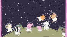 Peppa Pig - Space Game Movie