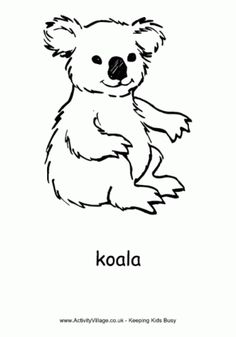 64 Best Koala Party Ideas Images On Pinterest