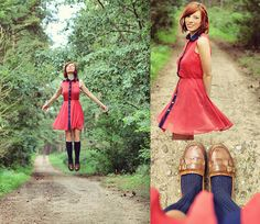 I can fly. (by Renée Louise Anderson) http://lookbook.nu/look/2298253-I-can-fly