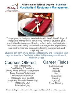 What Can I Do With A Degree In Hospitality Management  Hotel