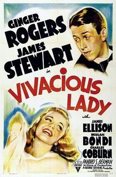 Vivacious Lady ~ 1938