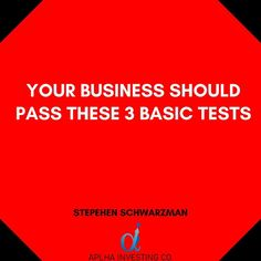 """ENTREPRENEURSHIP: No One tells you about the Pain. According to Stephen Schwarzman, your business should pass the 3 basic steps. 1. Your Idea should be BIG. 2. Your Idea should be UNIQUE. 3. Your TIMING should be right This insight is from the book """"WHAT IT TAKES"""" - STEPHEN SCHWARZMAN. Follow @alphainvestingco  Tags #entrepreneur #entrepreneurlife #entrepreneurship #entrepreneurmindset #startup #startupbusiness #startuplife #indianstartup #startupindia #indianentrepreneur #growthmindset… What It Takes, Start Up Business, Growth Mindset, Entrepreneurship, Instagram Feed, Insight, Investing, Told You So, Tags"""