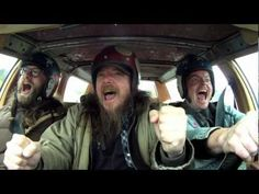 RED FANG -  Unbelievable rock and roll, awesome videos.  This band makes you want to just bang your head and drink!