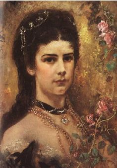 Sisi, Elisabeth of Austria (due to the movie also known now as Sissi, 1837-1898)