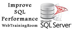 sql performance tips