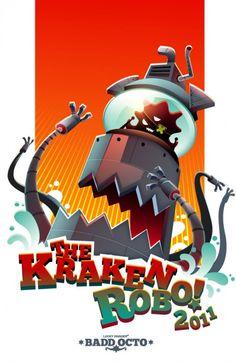 The Kraken Robo!