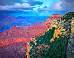 Grand Canyon ... was 6 months pregnant the last time I was there and was limited as to where I could go