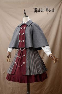 Pretty Outfits, Pretty Dresses, Beautiful Outfits, Old Fashion Dresses, Fashion Outfits, Mode Harry Potter, Mode Lolita, Fashion Design Sketches, Kawaii Clothes