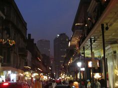 New Orleans, LA -- Been there a few times. Can't wait to go back. I love NOLA!