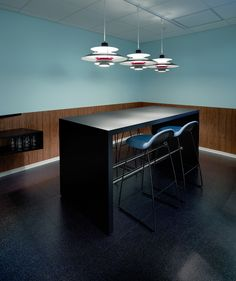 MeetingRoom - Interior design by Tine Mouritsen, photo by Martin Sølyst.