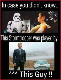 Stormtrooper 007.