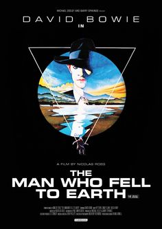 The Man Who Fell to Earth (1976), starring David Bowie