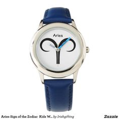Aries Sign of the Zodiac  Kids Watches. Wrist Watch