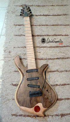 nice 7 string guitar
