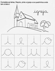 São vogais muito fofas para a coordenação motora das crianças, os exercícios pode ser aplicado sempre que o professor achar necessário pois ...