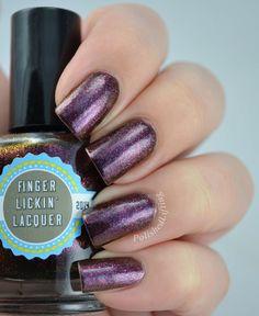 Finger Lickin' Lacquer Mr. Fahrenheit