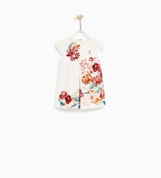 ZARA - KIDS - GARDENIA DRESS