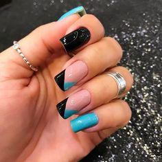 Stylish Nails, Trendy Nails, Cute Nails, Halloween Acrylic Nails, Best Acrylic Nails, Nagel Hacks, Nagellack Design, Oval Nails, Homecoming Nails