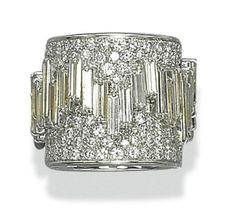 A DIAMOND BAND (Christie's)  ...//MD now how's that for a spectacular diamond band