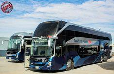 Volvo 9800 dd ómnibus de México plus 6x2 México