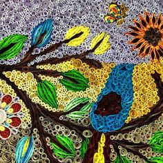 Fantasy Quilling 2 - by: Maya DelValle-The World of Quilling