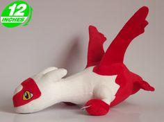 Pokemon Latias Plush Doll PNPL8115
