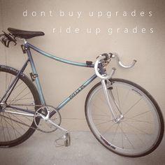 r i d e u p g r a d e s #ride #bike