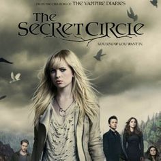 The Secret Circle makes me wish I could do magic... If you haven't seen this show, you should!