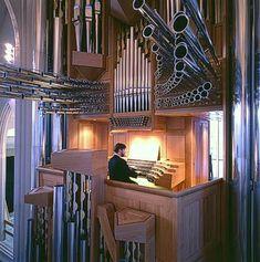 Klais orgel Hallgrimskirkja Reykjavik