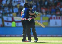 McCullum held the previous record for the fastest World Cup fifty, off 20 balls against Canada at St Lucia in 2007.