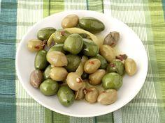 Citrus Marinated Olives Recipe : Alton Brown : Food Network - FoodNetwork.com