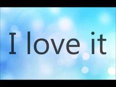 Icona Pop - I Love it (I don't care) - Lyrics on Screen - YouTube
