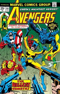 The Avengers #144 - Claws!