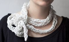 Hazardous Experiments, Alchimia 2013 Hand-knitted paper