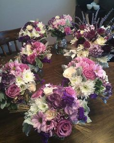June 2016 - Wedding Bouquets for the Bridal Party!