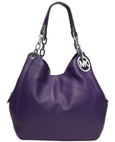 13043f31821 ... new style nwt michael kors fulton large leather shoulder tote fb4cc  d5207 ...