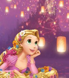 Princess Birthday Party Decorations, Rapunzel Birthday Party, Tangled Party, Princesa Rapunzel Disney, Tangled Rapunzel, Disney Tangled, Cute Disney, Disney Art, Rapunzel Characters