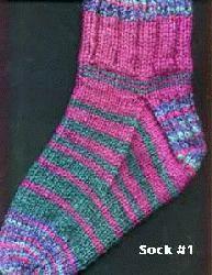 New Sock #1 14K